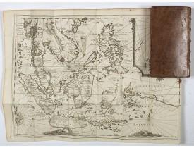 DE RENNEVILLE, R. A. C. -  Recueil des voyages qui ont servi à l'établissement et aux progrez de la Compagnie des Indes Orientales, forméedans les Provinces-Unies des Païs-Bas…