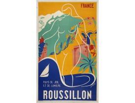 YOLAIRE. -  France - Roussilon - Pays de joie et de lumiere.