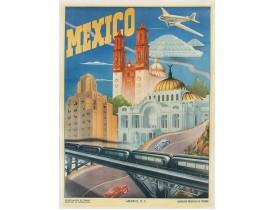 ASOCIACION MEXICANA DE TURISMO. -  Mexico.