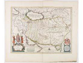 BLAEU, W. -  Persia sive Sophorum Regnum.