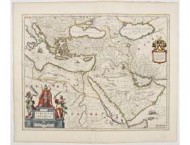 BLAEU, W. -  Turcicum Imperium.