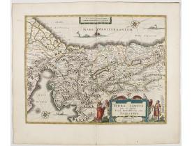 BLAEU, J. -  TERRA SANCTA quae in Sacris Terra Promissionis…