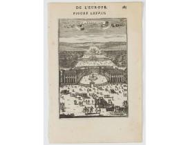 MANESSON MALLET, A. -  Ch. De Versailles.