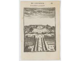 MANESSON MALLET, A. -  C. De Versailles.