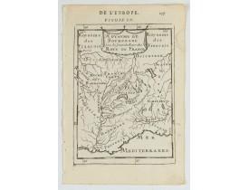 MANESSON MALLET, A. -  Royaume de Bourgogne sous la seconde race des roys de France.