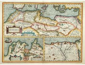 HONDIUS, H. - Barbaria.