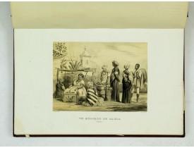 PALLIERE, Jean Léon. -  (Album Pallière. Escenas Americanas. Reduccion de Cuadros, aquarelles y bosquejos.)