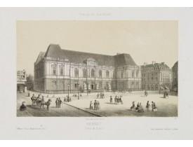 DEROY. -  Rennes - Palais de Justice.