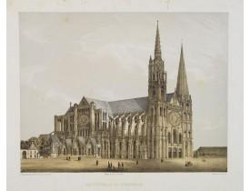 BEAUJOINT. -  Cathédrale de Chartres.