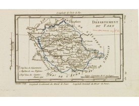 DELAPORTE, L'Abbé. -  Département du Tarn.