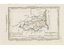 DELAPORTE, L'Abbé. -  Département des Pyrénées Orientales.