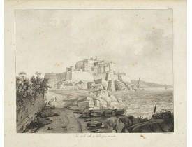JOLY de la VAUBIGNON, Adrien. -  (Voyage pittoresque en Corse).