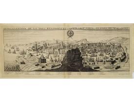 BOISSEAU, J. - Représentation de la très-renommée et admirable ville et port de Marseille.