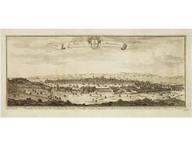 AA, P. van der - La ville de Marseille.