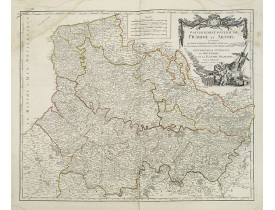 ROBERT DE VAUGONDY, G. -  Gouvernement général de Picardie et Artois.
