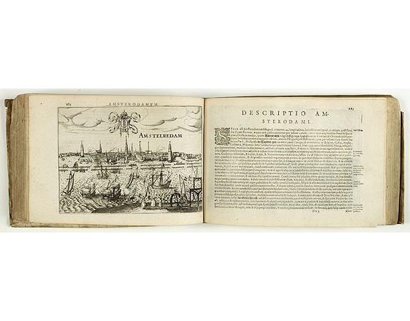 GUICCIARDINI, L. -  Omnium Belgii, sive Inferioris Germaniae, Regionum Descriptio.