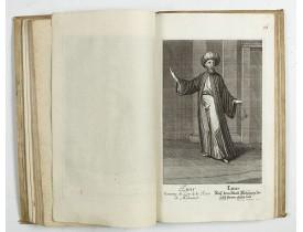 WOLFF, Jeremias (héritiers de) / ENGELBRECHT, Martin / HERTEL, Ioh. Georg. -  Recueil composite de costumes.