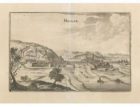 MERIAN, C. -  Meulan.