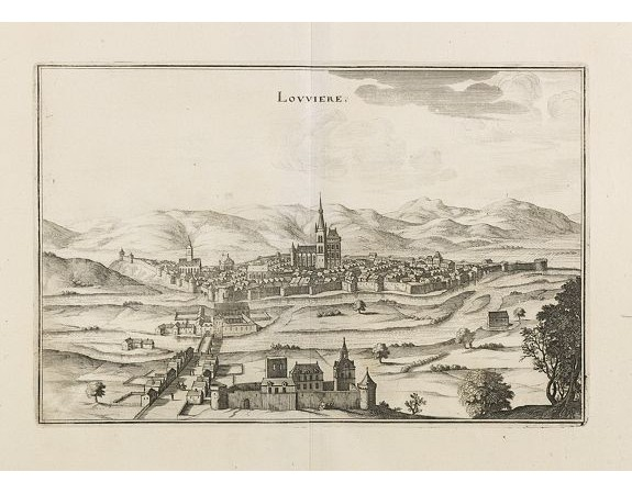MERIAN, C. -  Louviere.