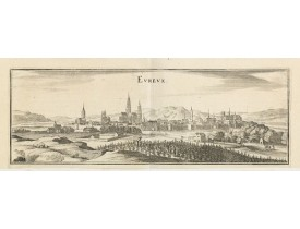 MERIAN, C. -  Evreux.