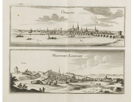 MERIAN, M. -  Orleans / Montfort-L'amulery.