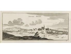 MERIAN, C. -  Chasteau-Regnard.