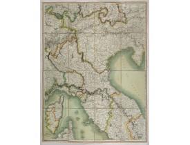 CHANLAIRE, P. G. -  [Italie du nord / golfe de Venise avec l'Istrie / golfe de Gênes /Toscane / Ile de Corse ].